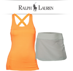 Polo Ralph Lauren Women's Tennis Apparel