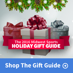 Midwest Sports Holiday Gift Guide