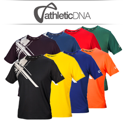 Athletic DNA Men's Team Tennis Apparel