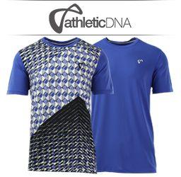 Athletic DNA Men's Tennis Apparel