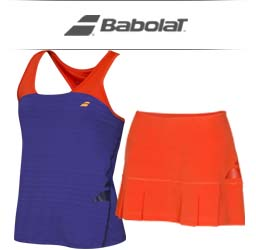 Babolat Women's Tennis Apparel