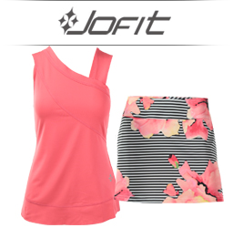Jofit Women's Tennis and Golf Apparel