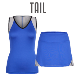 Tail Tennis Apparel