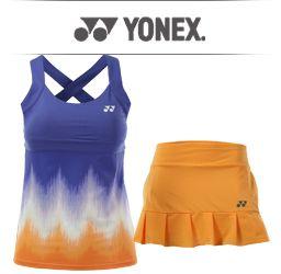 Yonex Womens Tennis Apparel