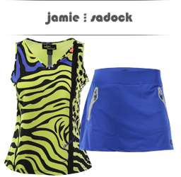 Jamie Sadock Golf and Tennis Apparel