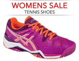 Women's tennis shoe sale