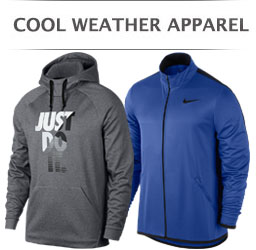 Men's Cool Weather Apparel