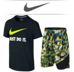 Boys Nike Tennis Apparel