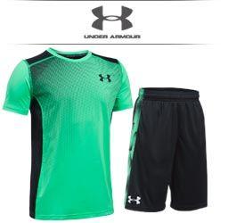 Boys Under Armour Tennis Apparel