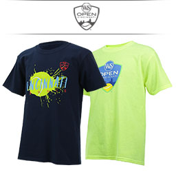 Boys Western and Southern Tennis Apparel