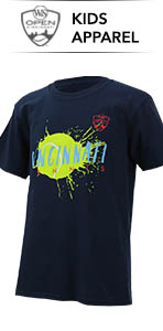 Kids Tennis Apparel