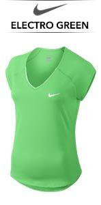 Nike Soring 2017 Electro Green Apparel