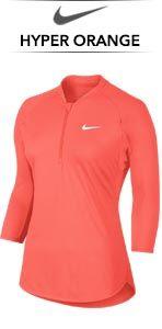 Nike Spring 2017 Hyper Orange Apparel