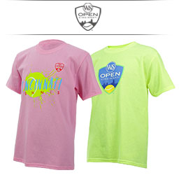 Kids Western & Southern Tennis Apparel