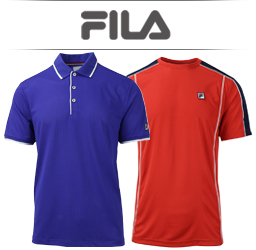 Fila Men's Tennis Apparel