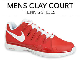 Men's Clay Court Shoes