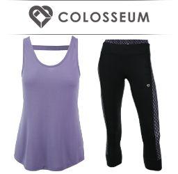 Colosseum Women's Tennis Apparel