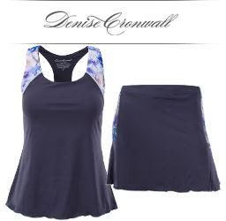 Denise Cronwall Tennis Apparel