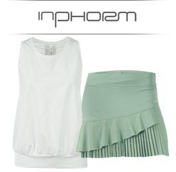 Inphorm Womens Tennis Apparel