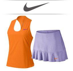 Nike Womens Tennis Apparel