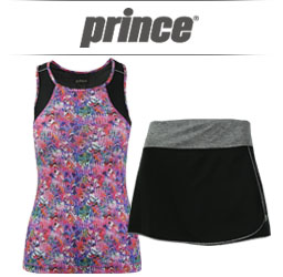Prince Women's Tennis Apparel