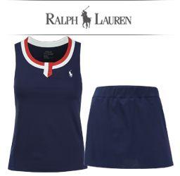Polo Ralph Lauren Womens Tennis Apparel