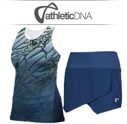 Athletic DNA Women's Tennis Apparel