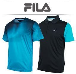 Fila Men's Tennis Apparel
