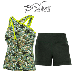 BPassionit Women's Tennis Apparel