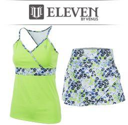 womens Eleven apparel
