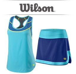 Wilson Womens Tennis Apparel