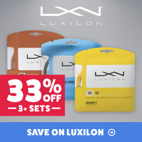Luxilon Tennis Strings