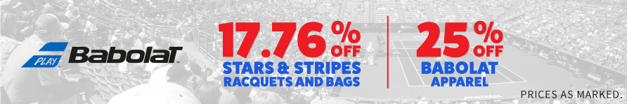 4th Of July Sale Babolat Sale
