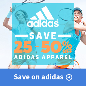 adidas Tennis apparel