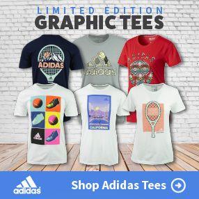Adidas Tennis Shirts