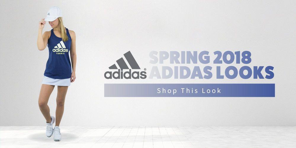 Womens Adidas Look 9