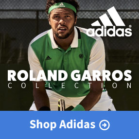 adidas Roland Garros Tennis Shoes and Apparel