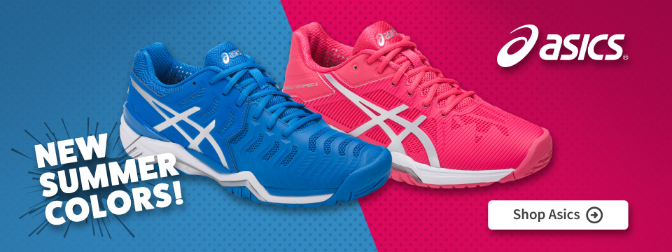 New Asics 2017 Tennis Shoes