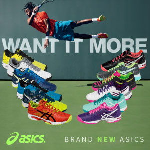 New Asics Shoes