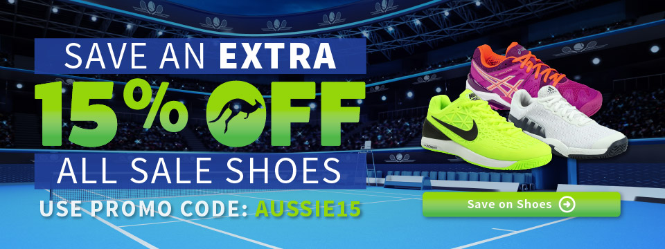 Tennis Shoe Sale