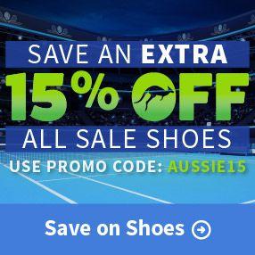 Australian Open Shoe Sale