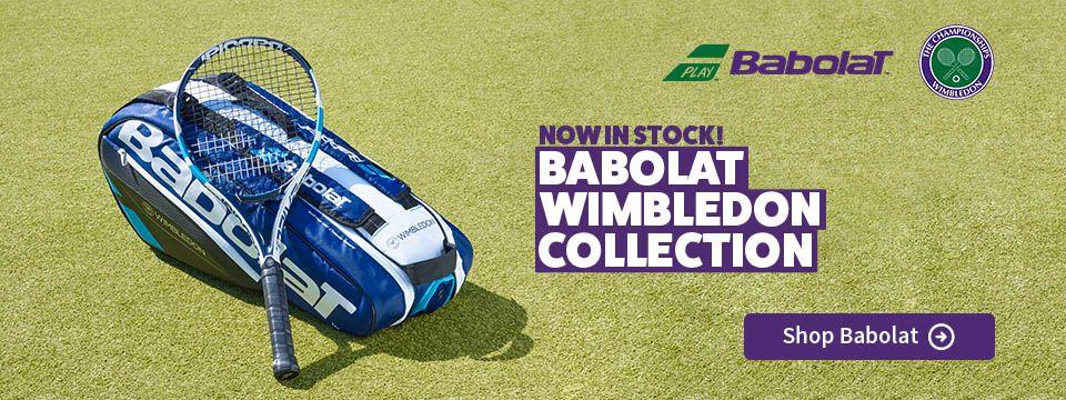 Babolat Wimbledon Tennis Gear