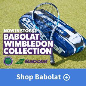 Babolat Wimbeldon Tennis Gear
