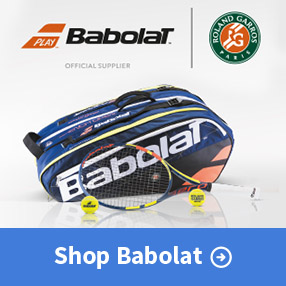 Babolat Roland Garros Tennis Racquets and Bags