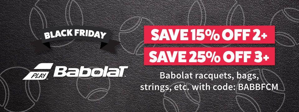 Babolat Black Friday Deals