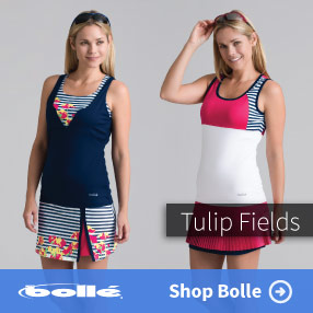 Bolle Daniela Women's Performance Tennis Apparel