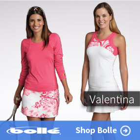 Bolle Valentina Women's Performance Tennis Apparel