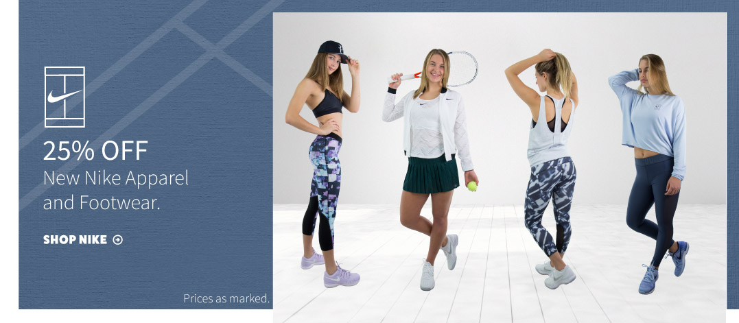 Nike Holiday Looks