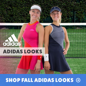 Fall 2017 Adidas Women's Tennis Apparel