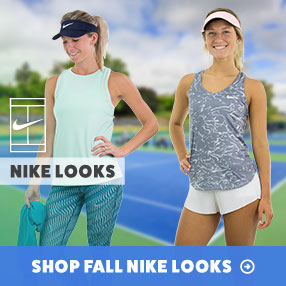 Fall 2017 Nike Women's Tennis Apparel